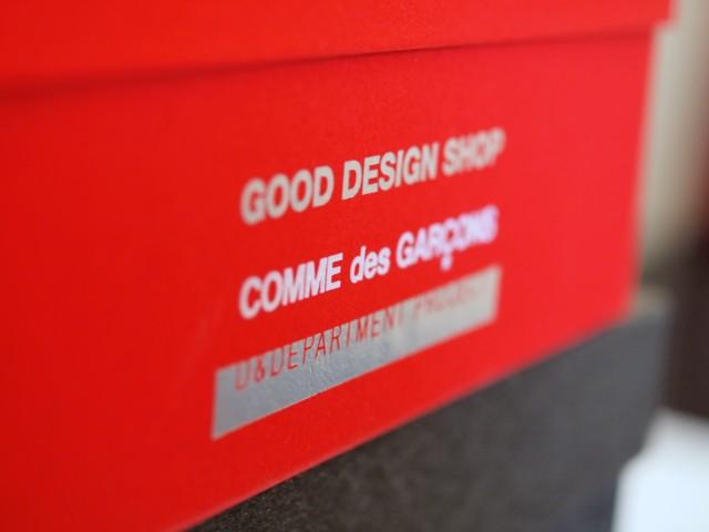 GOOD DESIGN SHOP  COMME des GARCONS x D&DEPARTMENT PROJECT_f0010106_13535386.jpg