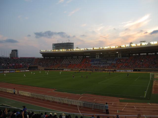 JリーグDivision2 第22節 FC東京 - ロアッソ熊本_b0042308_2359793.jpg