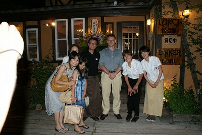 10周年記念パーティー 【Chef\'s Report】_f0111415_0323884.jpg