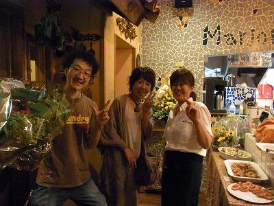 10周年記念パーティー 【Chef\'s Report】_f0111415_0523697.jpg