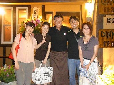 10周年記念パーティー 【Chef\'s Report】_f0111415_0535759.jpg