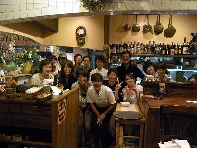 10周年記念パーティー 【Chef\'s Report】_f0111415_0553140.jpg