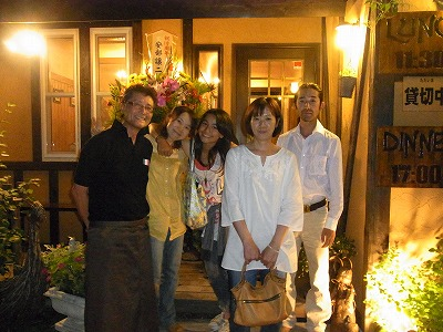 10周年記念パーティー 【Chef\'s Report】_f0111415_055512.jpg