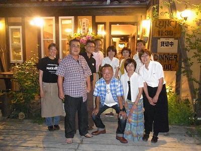 10周年記念パーティー 【Chef\'s Report】_f0111415_102661.jpg