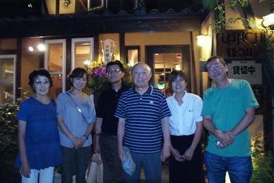 10周年記念パーティー 【Chef\'s Report】_f0111415_155488.jpg
