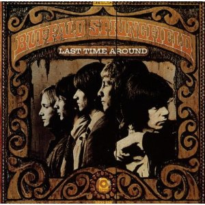Buffalo Springfield 「Last Time Around」 (1968)_c0048418_14153677.jpg