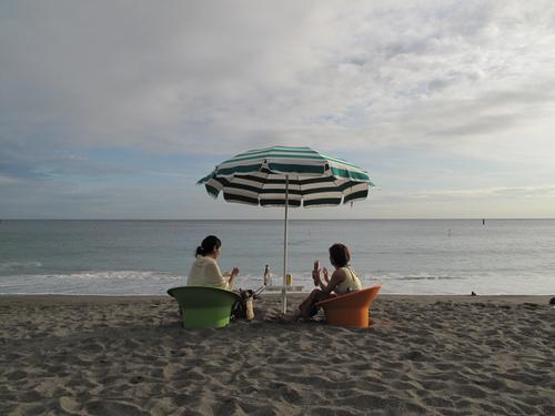 Beach party & Sunset_d0150720_759197.jpg