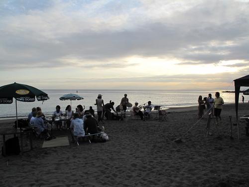 Beach party & Sunset_d0150720_804559.jpg