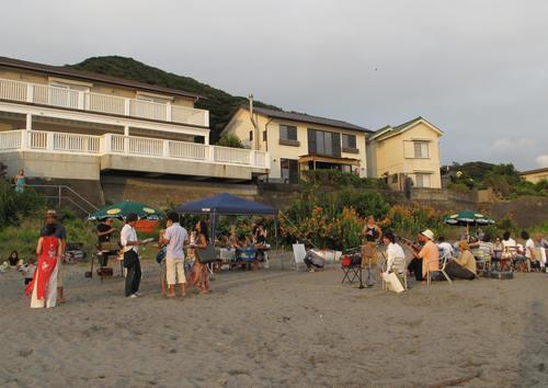 Beach party & Sunset_d0150720_85186.jpg