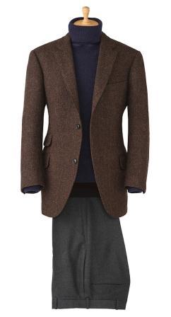 tailor caidのブリット・ジャケット_a0182722_16382026.jpg