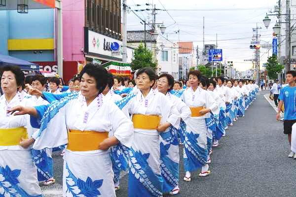 藤岡祇園祭&夏の花        _f0214527_12225621.jpg
