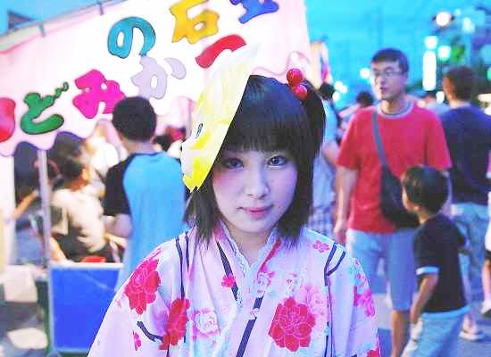 藤岡祇園祭&夏の花        _f0214527_12234952.jpg