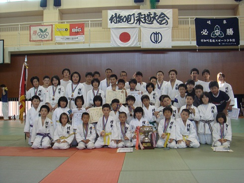 第34回付知町柔道大会_d0010630_0284694.jpg