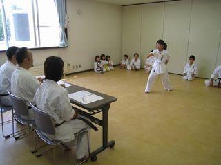 日曜 新琴似教室 審査会!_c0118332_1435535.jpg