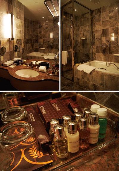 神戸ベイシェラトン ホテル&タワーズ_b0035734_1657434.jpg