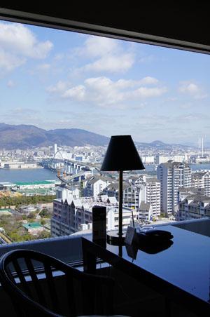 神戸ベイシェラトン ホテル&タワーズ_b0035734_1702063.jpg