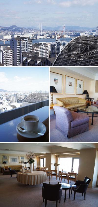 神戸ベイシェラトン ホテル&タワーズ_b0035734_1712255.jpg