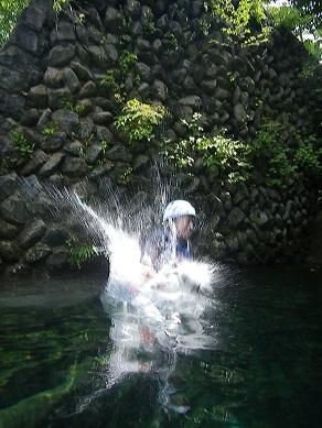 キャニオニング水上@西黒沢 私のSな部分が、、_a0150951_20251025.jpg
