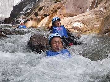 キャニオニング水上@西黒沢 私のSな部分が、、_a0150951_20292286.jpg