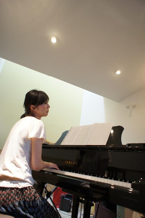 nocci おめでと〜「ピアノの家」OPEN HOUSE LIVE! _b0151262_2025272.jpg