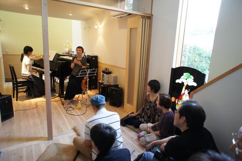 nocci おめでと〜「ピアノの家」OPEN HOUSE LIVE! _b0151262_20261835.jpg