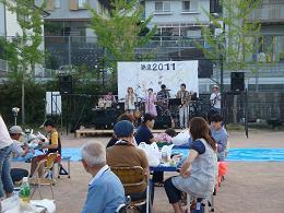 中央ハイツ納涼パーティ、今年は開催!_e0175370_7125221.jpg