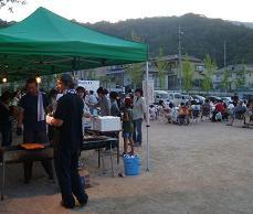 中央ハイツ納涼パーティ、今年は開催!_e0175370_7155736.jpg