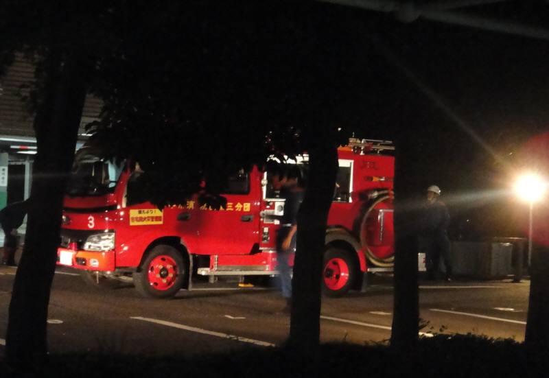 消防団の日頃の訓練_f0059673_9111097.jpg