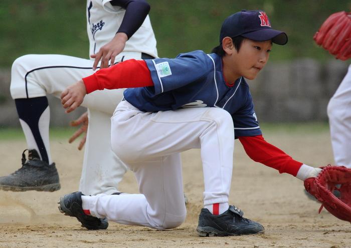 全福知山学童野球大会開幕_a0170082_22161052.jpg