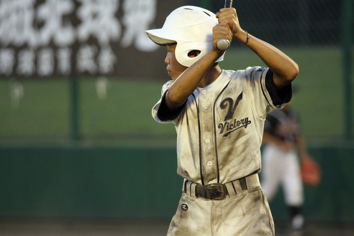 全福知山学童野球大会開幕_a0170082_22162171.jpg
