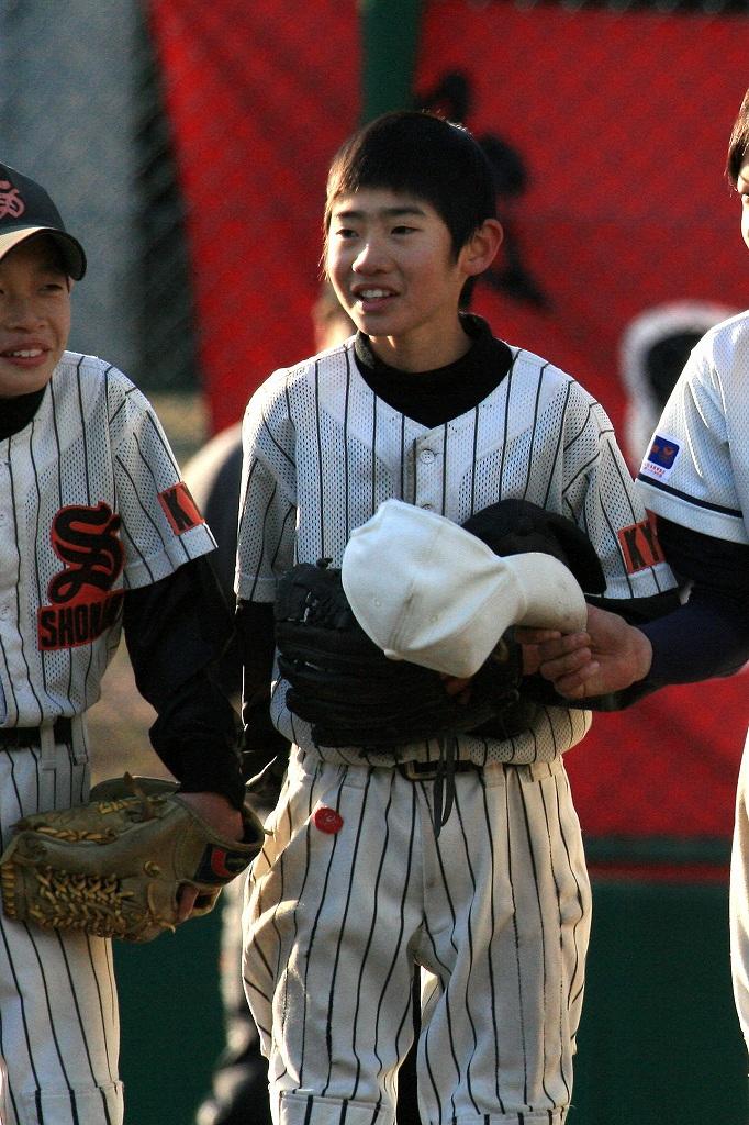 全福知山学童野球大会開幕_a0170082_2218572.jpg