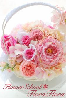 フローラフローラちいさな花の教室 7月の生徒さん作品 プリザ&生花_a0115684_13281612.jpg