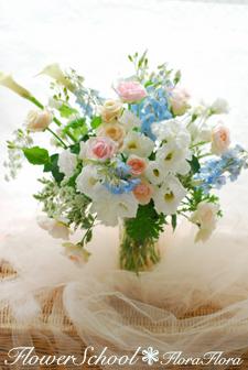 フローラフローラちいさな花の教室 7月の生徒さん作品 プリザ&生花_a0115684_13344065.jpg