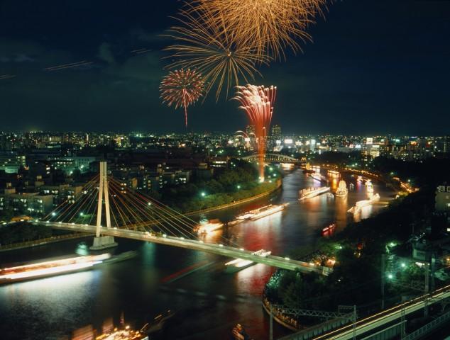 今日は、大阪、天神祭り!の、宵宮~!_d0060693_2029486.jpg
