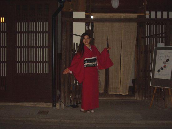 京伏水・サウンド&アートカフェ FUSIon 2011 _c0027701_13185952.jpg