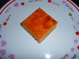 チーズとホワイトチョコのブラウニー_c0091507_1511067.jpg