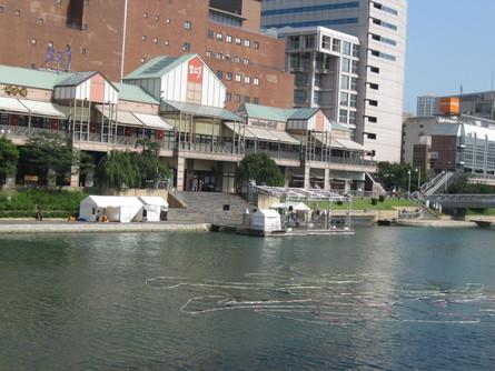 「紫川夜市」(2日目)_a0125419_9285395.jpg