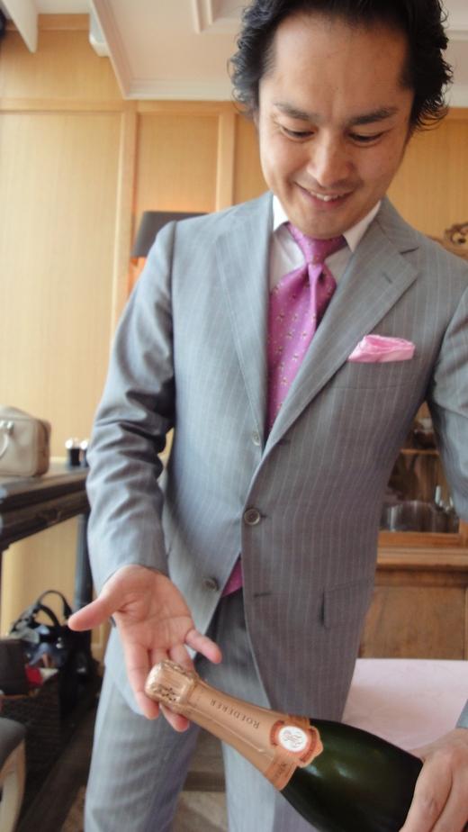 Motomi\'s Birthday at Princessroom @Benoit Osaka_f0215324_1017527.jpg