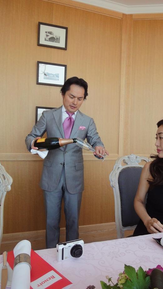 Motomi\'s Birthday at Princessroom @Benoit Osaka_f0215324_1018611.jpg