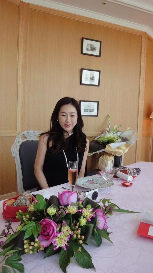 Motomi\'s Birthday at Princessroom @Benoit Osaka_f0215324_1020076.jpg