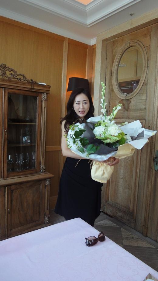 Motomi\'s Birthday at Princessroom @Benoit Osaka_f0215324_1029434.jpg