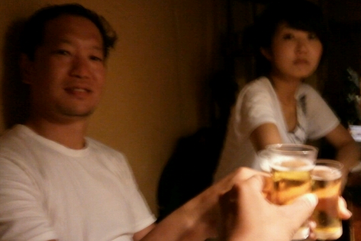 札幌から千歳 ようこそテースケ_e0173533_1146421.jpg