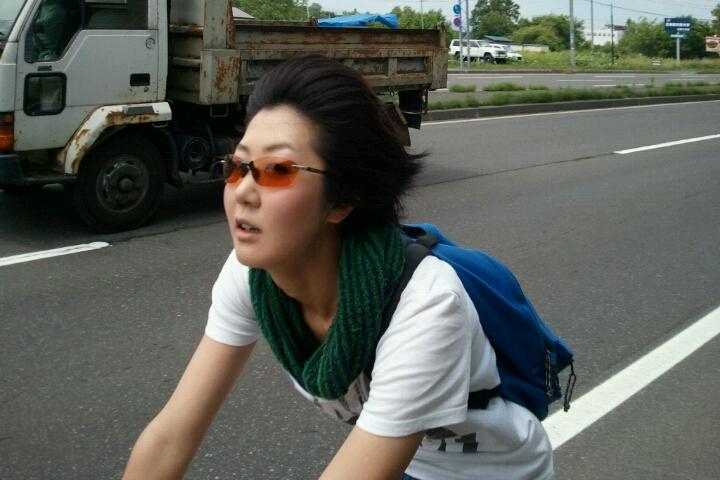 札幌から千歳 ようこそテースケ_e0173533_11542194.jpg