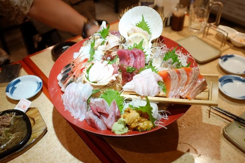札幌グルメ 魚や1丁_f0050534_8173220.jpg