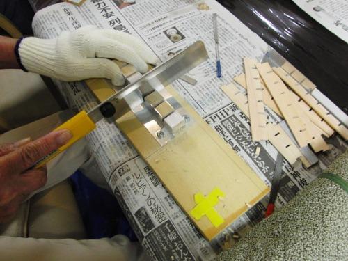木工 ~ 鍋敷 & 壁飾り ~_e0222340_18101333.jpg