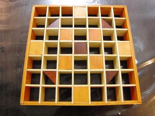 木工 ~ 鍋敷 & 壁飾り ~_e0222340_1823094.jpg