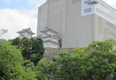 姫路城_e0159249_16595237.jpg