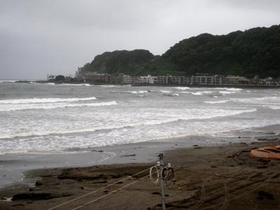 台風&階段完成_e0170562_9455732.jpg