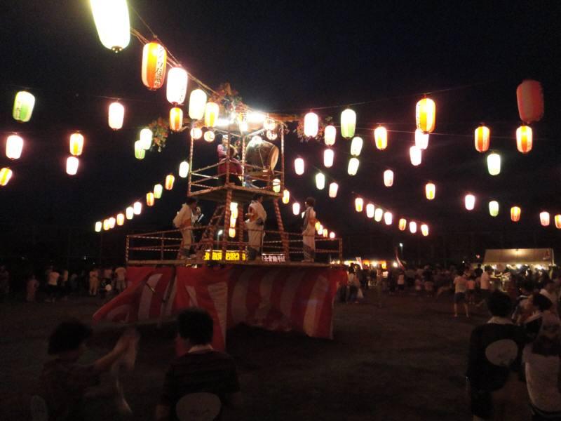 花南納涼盆踊り大会_f0059673_8262112.jpg