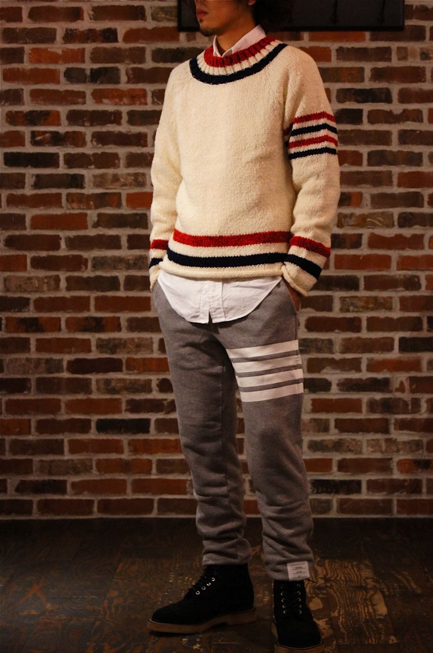 THOM BROWNE 2011 A/W new item !!_c0079892_21551718.jpg